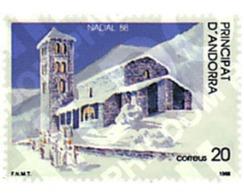 Ref. 46180 * MNH * - ANDORRA. Spanish Adm.. 1988. CHRISTMAS . NAVIDAD - Ungebraucht