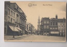 MONS - Rue De Nimy - Animée - Mons