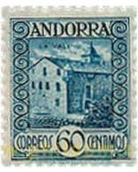 Ref. 584414 * MNH * - ANDORRA. Spanish Adm.. 1935. ANDORRA LANDSCAPES . PAISAJES DE ANDORRA - Spanisch Andorra