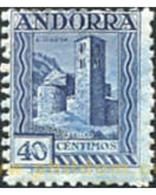 Ref. 584420 * MNH * - ANDORRA. Spanish Adm.. 1935. ANDORRA LANDSCAPES . PAISAJES DE ANDORRA - Spanisch Andorra