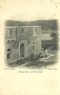 PORQUEROLLES - Le Fort Lequin  - Cliché Coulmy - Porquerolles