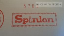 D165989 Denmark Danmark  -EMA- Freistempel -METER STAMP- SPINLON  -Silkeborg 1973 - Vignette Di Affrancatura (ATM/Frama)