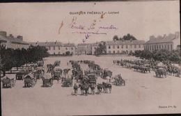 20  14  18    LORIENT  NON  ECRITE - Guerra 1914-18