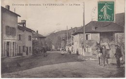 TAVERNOLLES : La Place . - Frankreich