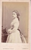 Princesse Louise D'Angleterre Photo CDV Années 1870 Paris LEVITSKY Successeur LE JEUNE - Photographs