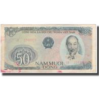 Billet, Viet Nam, 50 D<ox>ng, 1985, KM:96a, B - Vietnam