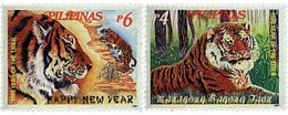 Ref. 53068 * MNH * - PHILIPPINES. 1997. NEW CHINESE YEAR OF THE TIGER . NUEVO AÑO CHINO DEL TIGRE - Philippines