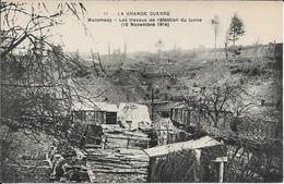Montmédy - Les Travaux De Réfection Du Tunné (10 Novembre 1914) - Guerra 1914-18