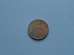 1 $ 1993 - KM 4 ! - Namibia