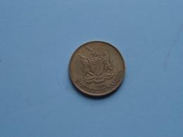 5 $ 1993 - KM 5 ! - Namibie