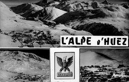 L ' Alpe D ' Huez - Multivues - France