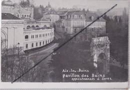 Aix Les Bains (73) Pavillons Des Bains , Appartements à Louer - Aix Les Bains