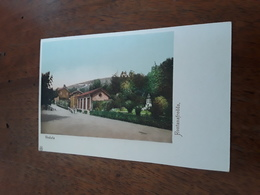 Cartolina Postale D'epoca, Fontanafredda, Casa E. Di Mirafiore Alba - Cuneo