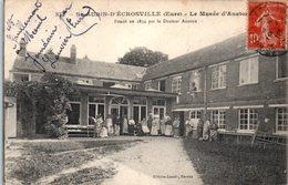 27 - SAINT AUBIN D'ECROSVILLE -- Le Musée D'anatole - Saint-Aubin-d'Ecrosville