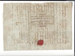 """Lettre  Soldat De """" La Grande Armée """" 1807  Varsovie ( Cavalerie Général Lasalle ) Pour   Gaultier  à Eymoutiers -  Taxe - Autographes"""