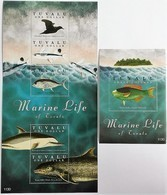 # Tuvalu 2011**Mi.1805-10  Native Marine Animals , MNH  [14;24] - Mundo Aquatico