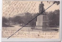 Metz (57) Esplanade - Ney Denkmal - Statue Du Maréchal Ney (carte Précurseur De 1907) - Metz