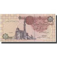 Billet, Égypte, 1 Pound, 1978 -2008, KM:50f, NEUF - Egypte