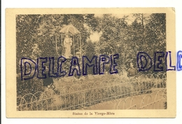 Belgique. Tienen. Tirlemont. Pensionnat Notre-Dame.Statue De La Vierge-Mère - Tienen