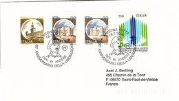 ITALIA.  STORIA WWII.60° ANNIVERSARIO DELLA LIBERAZIONE ANCONA 2004 - 2001-10: Storia Postale
