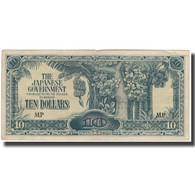 Billet, MALAYA, 10 Dollars, KM:M7c, TB - Malaysia