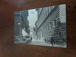 Cartolina Postale 1918, Firenze Via Strozzi - Firenze (Florence)