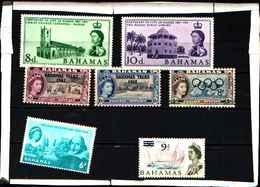 5952BIS )  LOTTO DI FRANCOBOLLI DELLE BAHAMAS -MNH** - Bahamas (1973-...)