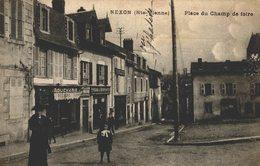 NEXON PLACE DU CHAMP DE FOIRE - Autres Communes