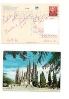 M9001 SPAGNA STAMP 1961 BARCELONA MARK - 1931-Oggi: 2. Rep. - ... Juan Carlos I