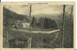 VIRIEU Environs   ( ISÈRE  )   RESTES DE L'ANCIENNE ABBAYE DE LA SYLVE-BENITE - Vizille