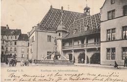 68 Colmar.  Carte  Allemande - Colmar