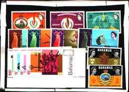 5953BIS )  LOTTO DI FRANCOBOLLI DELLE BAHAMAS -MNH** - Bahamas (1973-...)