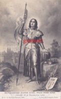 45 - Orléans - Bienheureuse Jeanne D'Arc, Priez Pour Nous Souvenir De La Béatification 1909 - Orleans