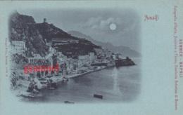Italie - Amalfi - Sommer Napoli – Claire De Lune - Salerno