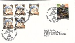 ITALIA. BUSTA. 90° BATTAGLIA DEL MONTE CAURIOL CAORIA 2006 - 2001-10: Storia Postale