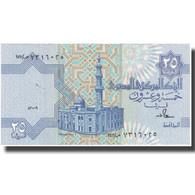 Billet, Égypte, 25 Piastres, Undated (1985-2007), KM:57a, TTB+ - Egypte