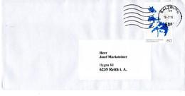 Brief Von 5000 Salzburg Mit 80 Cent Markus Huemer 2019 - 1945-.... 2. Republik