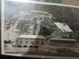 NUOVA CENTRALE IDROELETTRICA DI NOVE SUL PIAVE A S  CROCE 1927  N1927 HD10395 - Vicenza
