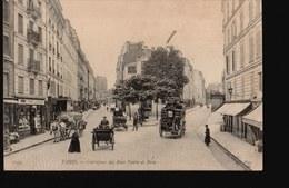 LOT652.....SELECTION 10 CPA PARIS ANIMEES - Postcards