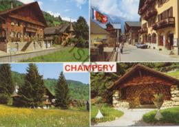 Champéry   [KA 7285 - Autriche