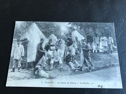 2 - VERSAILLES Le Camp De Satory - La Barbe - Casernes