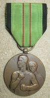 Medaille Belge Des Refractaires WW2 - Belgium