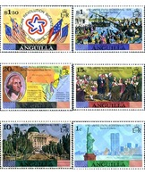 Ref. 47115 * MNH * - ANGUILLA. 1975. BICENTENARY OF THE INDEPENDENCE OF THE UNITED STATES . BICENTENARIO DE LA INDEPENDE - Anguilla (1968-...)