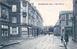 27 - Eure - THIBERVILLE - Rue D Orbec - Sonstige Gemeinden