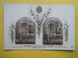 PARIS. La Chapelle De Notre Dame De La Médaille Miraculeuse. L'Apparition De La Vierge à Soeur Catherine Labouré.. - Eglises