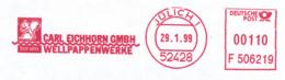Freistempel 2622 Eichhörnchen - BRD