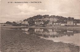 MONTE MOR- O -VELHO  CASAL NOVO DO RIO - Coimbra