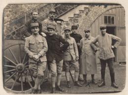 1919 Guerre 1914-1918 Militaire - Pte Photo - Bois D Arcy - St Cyr 20 Mars 1919 - Guerre, Militaire