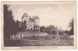 Prix Fixe - Noirétable - Château De La Croix De Guirande # 2-13/14 - Noiretable