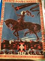 Calendrier Des Scouts De L'année Du Jamboree 1947 - Scoutisme